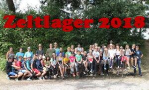 Bilder Zeltlager 2018